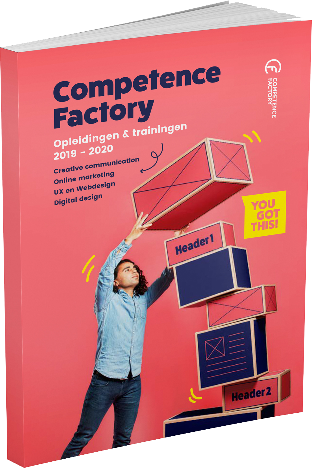 Competence Factory Opleidingsgids