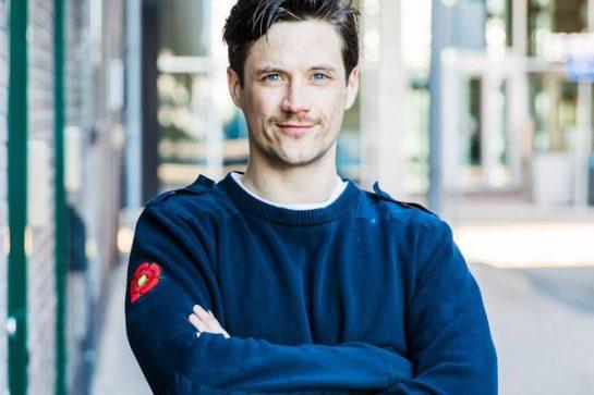 Meet your trainer - Jeroen Rijskamp